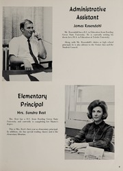 Page 13, 1970 Edition, Old Fort High School - Trail Yearbook (Old Fort, OH) online yearbook collection