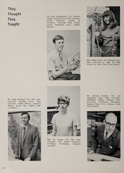 Page 14, 1970 Edition, Old Fort High School - Trail Yearbook (Old Fort, OH) online yearbook collection