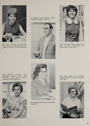 Page 17, 1970 Edition, Old Fort High School - Trail Yearbook (Old Fort, OH) online yearbook collection
