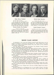 Page 16, 1936 Edition, Arcadia High School - Arcadian Yearbook (Arcadia, OH) online yearbook collection