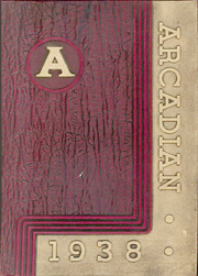 Arcadia High School - Arcadian Yearbook (Arcadia, OH) online yearbook collection, 1938 Edition, Page 1