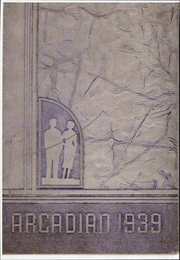 Arcadia High School - Arcadian Yearbook (Arcadia, OH) online yearbook collection, 1939 Edition, Page 1