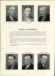 Page 12, 1939 Edition, Arcadia High School - Arcadian Yearbook (Arcadia, OH) online yearbook collection