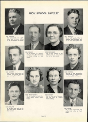 Page 14, 1939 Edition, Arcadia High School - Arcadian Yearbook (Arcadia, OH) online yearbook collection