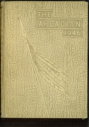 Arcadia High School - Arcadian Yearbook (Arcadia, OH) online yearbook collection, 1946 Edition, Page 1