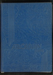 Arcadia High School - Arcadian Yearbook (Arcadia, OH) online yearbook collection, 1950 Edition, Page 1