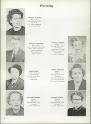 Page 10, 1954 Edition, Arcadia High School - Arcadian Yearbook (Arcadia, OH) online yearbook collection