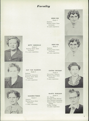 Page 11, 1954 Edition, Arcadia High School - Arcadian Yearbook (Arcadia, OH) online yearbook collection
