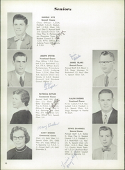 Page 14, 1954 Edition, Arcadia High School - Arcadian Yearbook (Arcadia, OH) online yearbook collection