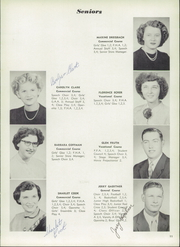 Page 15, 1954 Edition, Arcadia High School - Arcadian Yearbook (Arcadia, OH) online yearbook collection