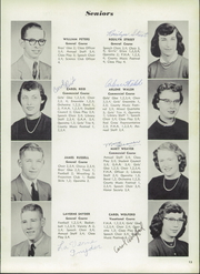 Page 17, 1954 Edition, Arcadia High School - Arcadian Yearbook (Arcadia, OH) online yearbook collection