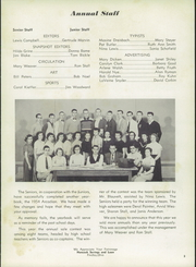 Page 7, 1954 Edition, Arcadia High School - Arcadian Yearbook (Arcadia, OH) online yearbook collection