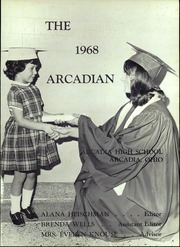Page 5, 1968 Edition, Arcadia High School - Arcadian Yearbook (Arcadia, OH) online yearbook collection