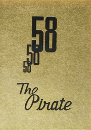 Page 1, 1958 Edition, Continental Palmer High School - Pirate Yearbook (Continental, OH) online yearbook collection