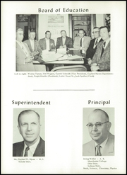 Page 10, 1958 Edition, Continental Palmer High School - Pirate Yearbook (Continental, OH) online yearbook collection