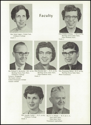 Page 11, 1958 Edition, Continental Palmer High School - Pirate Yearbook (Continental, OH) online yearbook collection