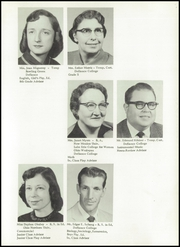 Page 13, 1958 Edition, Continental Palmer High School - Pirate Yearbook (Continental, OH) online yearbook collection