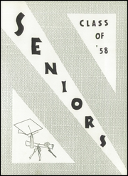 Page 17, 1958 Edition, Continental Palmer High School - Pirate Yearbook (Continental, OH) online yearbook collection