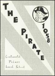 Page 5, 1958 Edition, Continental Palmer High School - Pirate Yearbook (Continental, OH) online yearbook collection