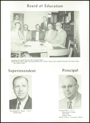 Page 10, 1959 Edition, Continental Palmer High School - Pirate Yearbook (Continental, OH) online yearbook collection