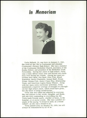 Page 8, 1959 Edition, Continental Palmer High School - Pirate Yearbook (Continental, OH) online yearbook collection
