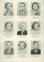 Page 12, 1951 Edition, Willoughby High School - Lens Yearbook (Willoughby, OH) online yearbook collection