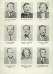 Page 14, 1951 Edition, Willoughby High School - Lens Yearbook (Willoughby, OH) online yearbook collection