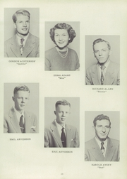 Page 17, 1951 Edition, Willoughby High School - Lens Yearbook (Willoughby, OH) online yearbook collection