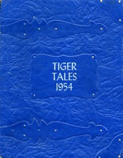 1954 Edition, Springfield High School - Tiger Tales Yearbook (Bergholz, OH)