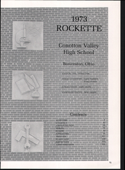 Page 5, 1973 Edition, Conotton Valley High School - Rockette Yearbook (Bowerston, OH) online yearbook collection