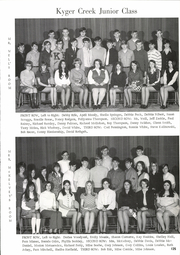 Page 129, 1971 Edition, North Gallia High School - Echo Yearbook (Vinton, OH) online yearbook collection