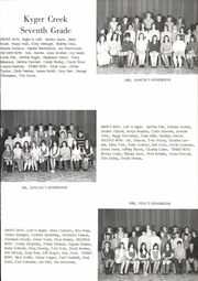 Page 133, 1971 Edition, North Gallia High School - Echo Yearbook (Vinton, OH) online yearbook collection