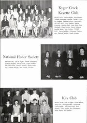 Page 134, 1971 Edition, North Gallia High School - Echo Yearbook (Vinton, OH) online yearbook collection