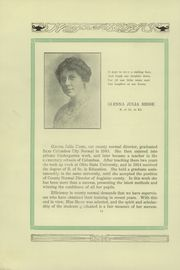 Page 14, 1916 Edition, Waynesfield Goshen High School - Reflections Yearbook (Waynesfield, OH) online yearbook collection