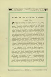 Page 16, 1916 Edition, Waynesfield Goshen High School - Reflections Yearbook (Waynesfield, OH) online yearbook collection