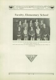 Page 10, 1931 Edition, Waynesfield Goshen High School - Reflections Yearbook (Waynesfield, OH) online yearbook collection