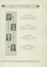 Page 15, 1931 Edition, Waynesfield Goshen High School - Reflections Yearbook (Waynesfield, OH) online yearbook collection