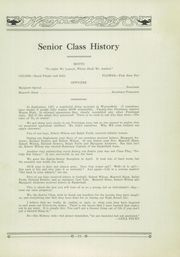 Page 17, 1931 Edition, Waynesfield Goshen High School - Reflections Yearbook (Waynesfield, OH) online yearbook collection