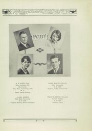 Page 9, 1931 Edition, Waynesfield Goshen High School - Reflections Yearbook (Waynesfield, OH) online yearbook collection