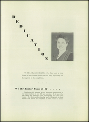 Page 5, 1947 Edition, Waynesfield Goshen High School - Reflections Yearbook (Waynesfield, OH) online yearbook collection