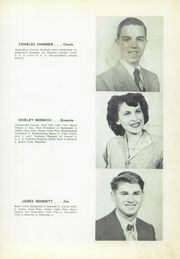 Page 17, 1951 Edition, Waynesfield Goshen High School - Reflections Yearbook (Waynesfield, OH) online yearbook collection