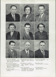 Page 11, 1952 Edition, Waynesfield Goshen High School - Reflections Yearbook (Waynesfield, OH) online yearbook collection