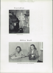 Page 13, 1952 Edition, Waynesfield Goshen High School - Reflections Yearbook (Waynesfield, OH) online yearbook collection