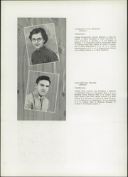 Page 16, 1952 Edition, Waynesfield Goshen High School - Reflections Yearbook (Waynesfield, OH) online yearbook collection