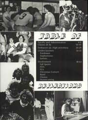 Page 8, 1979 Edition, Waynesfield Goshen High School - Reflections Yearbook (Waynesfield, OH) online yearbook collection