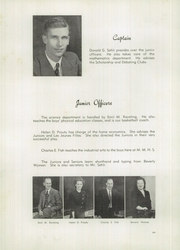 Page 10, 1945 Edition, Madison Memorial High School - Cauldron Yearbook (Madison, OH) online yearbook collection