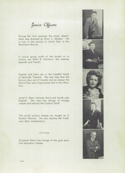 Page 11, 1945 Edition, Madison Memorial High School - Cauldron Yearbook (Madison, OH) online yearbook collection