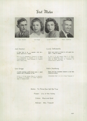Page 12, 1945 Edition, Madison Memorial High School - Cauldron Yearbook (Madison, OH) online yearbook collection