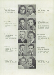 Page 13, 1945 Edition, Madison Memorial High School - Cauldron Yearbook (Madison, OH) online yearbook collection