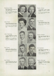Page 14, 1945 Edition, Madison Memorial High School - Cauldron Yearbook (Madison, OH) online yearbook collection